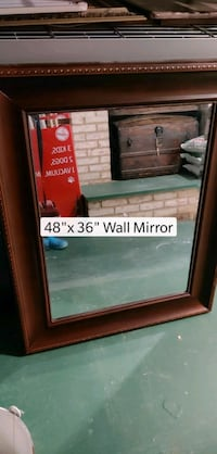 "48"" x36"" Wall Mirror  Dickerson, 20842"