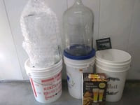 Beer Brewing Supplies Glass Carboys Buckets Brush Baltimore, 21221