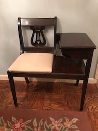 Telephone table Chair- Bench Harahan, 70123