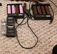 batteries and charger 3729 km
