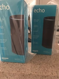 Charcoal 2nd Generation Echo Plus (package of 2) Washington, 20020