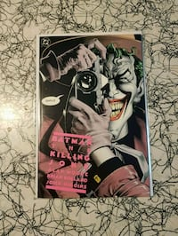 Batman: The Killing Joke 2nd Print DC Comics Vancouver, V6H 3W9