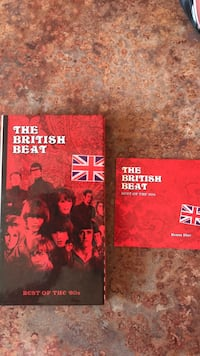 The British Beats with extra CD New Windsor, 12553