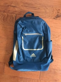 Adidas backpack with #19 on the top  ASHBURN