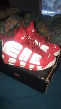 (Suptempos) Supreme Uptempos sz 12 Fort Washington, 20744