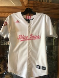 BRAND NEW GIRLS BLUE JAYS JERSEY XLG  North Dumfries, N0B