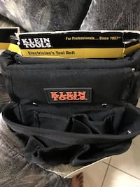 black and red Craftsman tool bag New Westminster, V3M 5J8