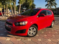 Chevrolet - Sonic - 2014 Deerfield Beach, 33064