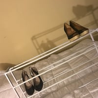 white metal shoe rack Altamonte Springs, 32714