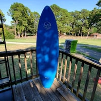 bz six.0 board (no straps) Flower Mound