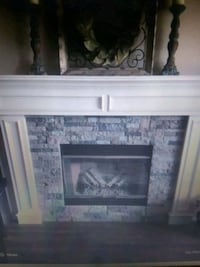 Re-face your fireplace with new mantal Las Vegas