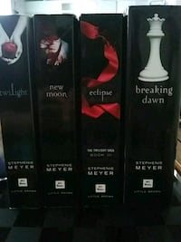 Twilight Series. New condition
