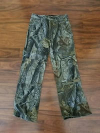 Outfitters Ridge Youth Pants 14R Chesapeake