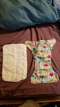 Micro fibre washable cloth diapers and covers Richmond, V7E