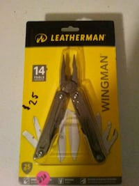 Leatherman 14 tools Frederick, 21701