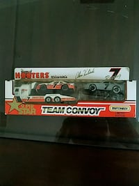Matchbox 1993 limited edition team convoy Palm Bay, 32907