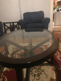 Coffee table with matching side tables Richmond, 23223
