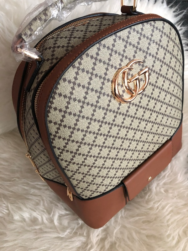 ee0a88208275 Used Gucci supreme back pack for sale in Clifton - letgo