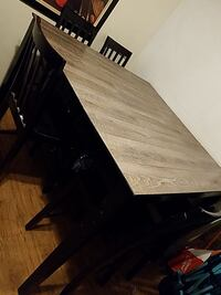 FREE! Counter height table and 5 chairs. La Habra, 90631