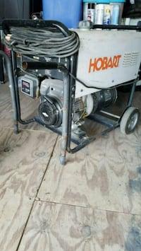 gray and black Craftsman pressure washer La Joya, 78560