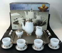 12 piece coffee set Toronto, M2H 3C2