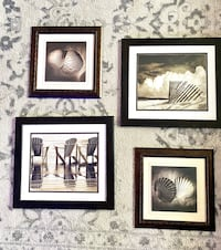 Assorted Group Wall Decor Frames