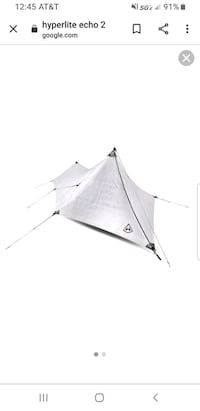 Hyperlite Mountain Gear Echo II TENT Dracut, 01826