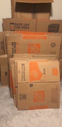 Heavy Duty Moving boxes and pack materials  Washington, 20002