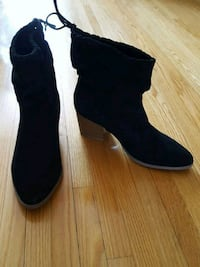 Ladies boots size 10 new black Toronto, M1R 3N9