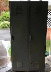 2 metal cabinets-1 piece Camp Hill, 17011