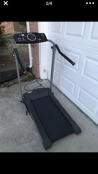 Exerpeutic TF 900 Electric Treadmill