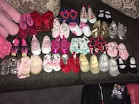 Assorted pairs of shoes lot East Stroudsburg, 18302