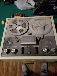 Vintage Reel tape recorder Port Arthur, 77640