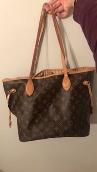 LV bag selling at low price because straps are torn Vaughan, L6A 2P6