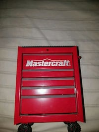 master craft limited edition mini toolbox