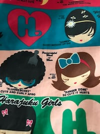 Authentic Harajuku Girls tote Silver Spring, 20904