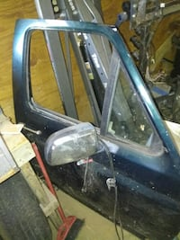 93-97 ford truck and bronco door glass