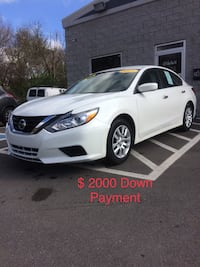 Nissan - Altima - 2016 only $ 2000 Down Payment Nashville