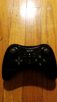 Wii u game console controller  Clifton, 07014