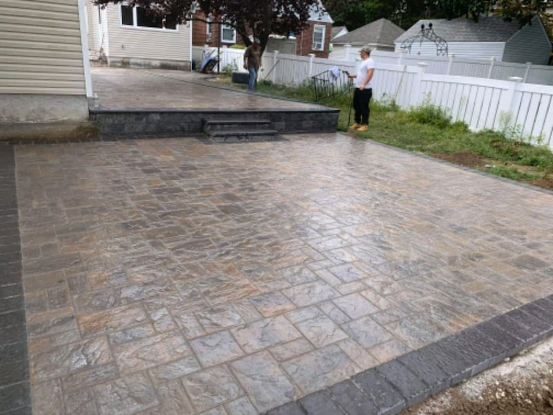 Patio of Pavers  be763315-3bff-4d14-8dad-12aaafcd4c5e
