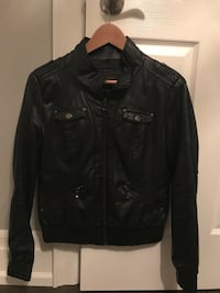 Leather jacket  Vaughan, L4L