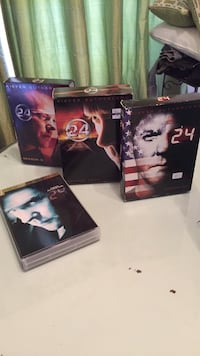 DVD  24 collection Tucson, 85741