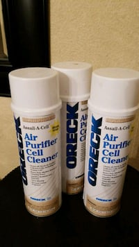 Oreck air purifier cell cleaner Aliso Viejo, 92656