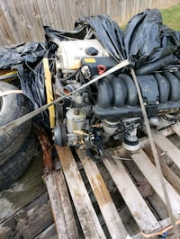 1996 C220 engine for sale with 130000k miles Alexander, 72002