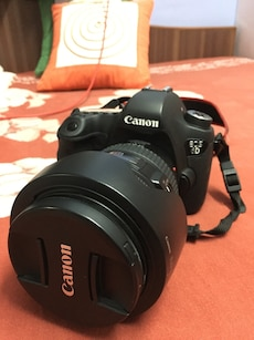 Canon 6D with all set of studio .