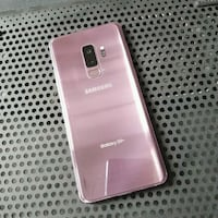 Samsung Galaxy S9 Plus  , 64 GB  , UNLOCKED , Excellent Condition  Springfield