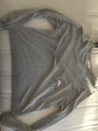 Grey long sleeve with Unicorn patch London, NW7 2QH
