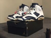 Nike air Jordan Olympic 6s  Somerset, 08873