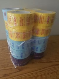 20 Rolls of eBay Tape! Winnipeg, R3C 1P7