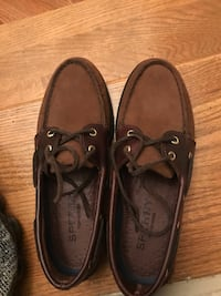 Sperry sz 8 (fits sz 9) Clarksburg, 20871